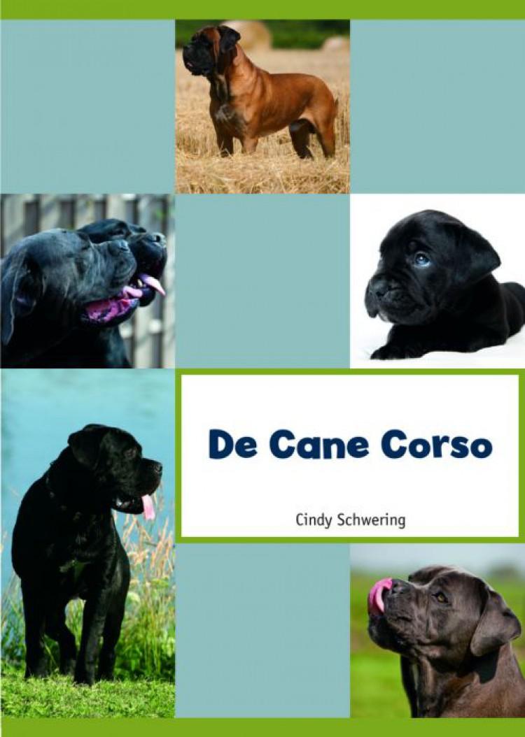 Win een exemplaar van het boek 'De Cano Corso'