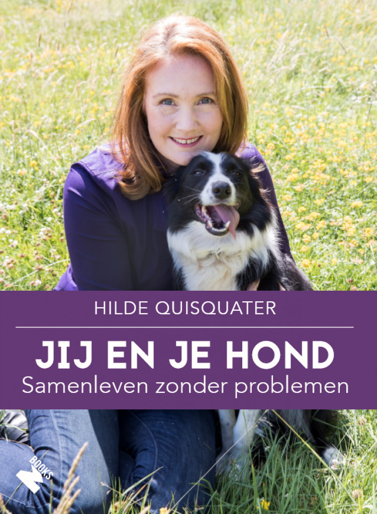 Win een exemplaar van het boek 'Jij en je hond, samenleven zonder problemen'