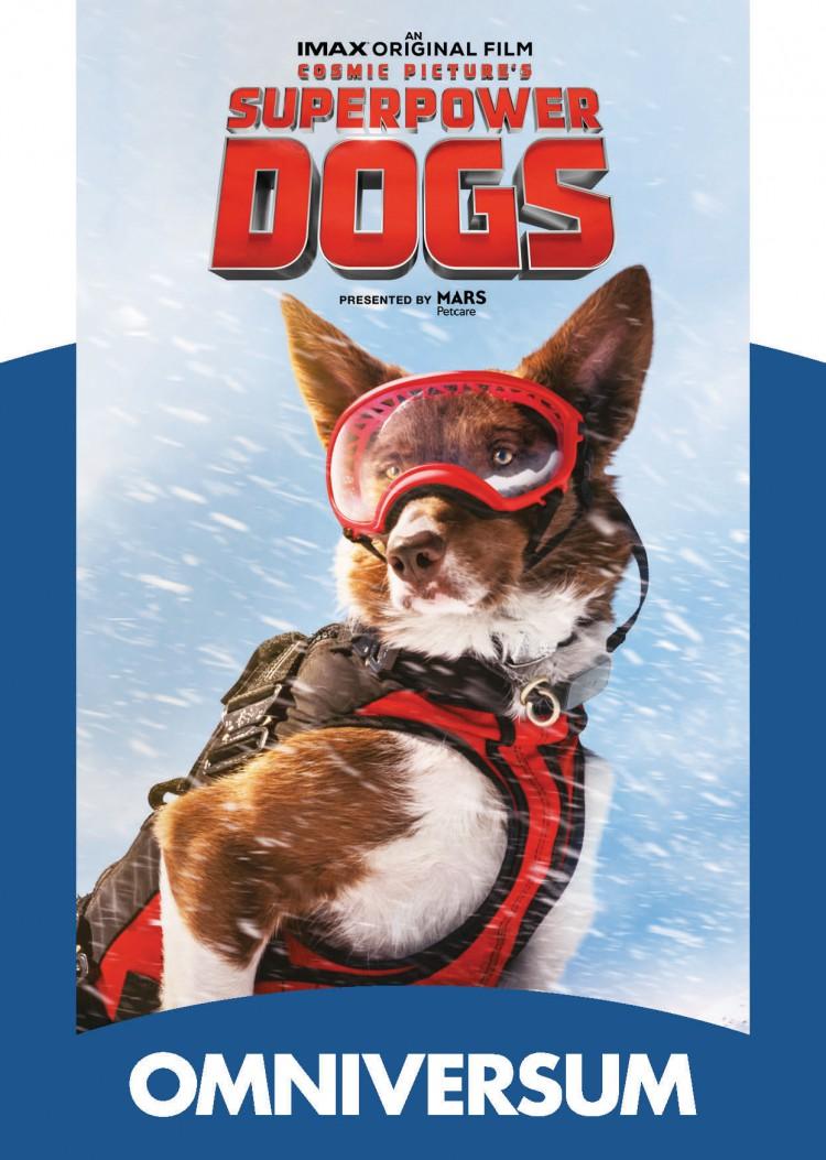FILM: Superpower Dogs