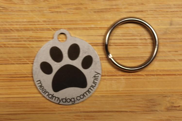 Win jouw gepersonaliseerde hondenpenning